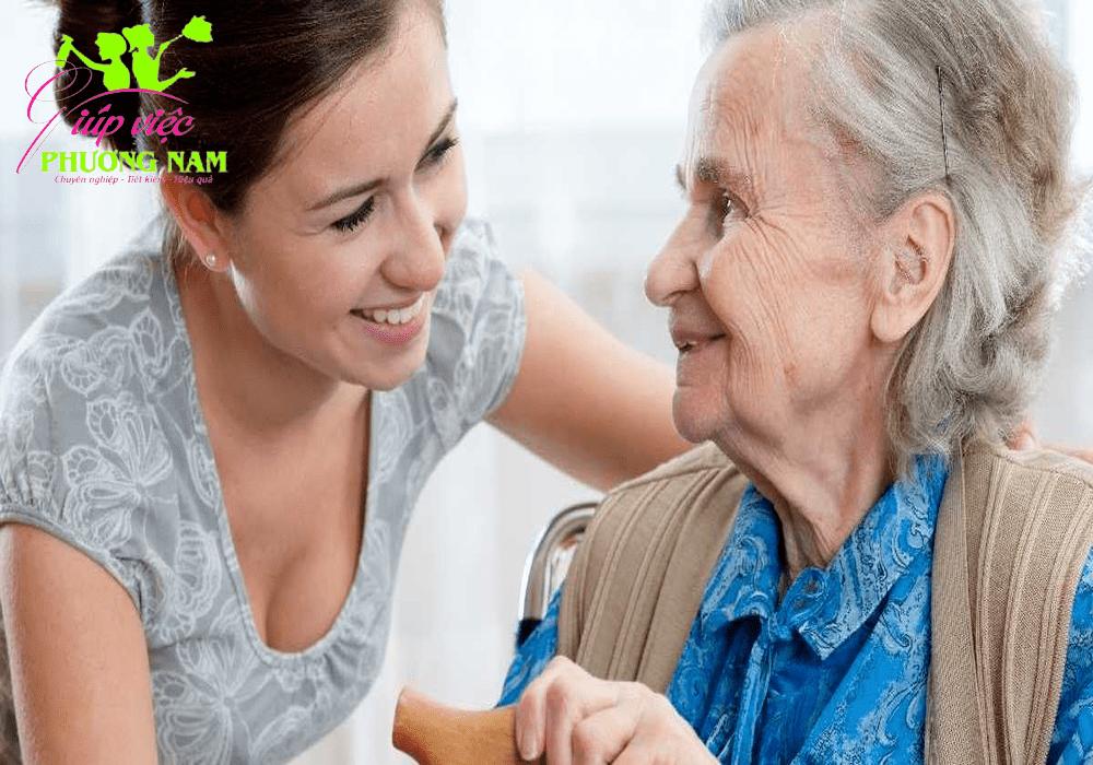 Dịch vụ chăm sóc người già, người bệnh tại Vĩnh Long chuyên nghiệp