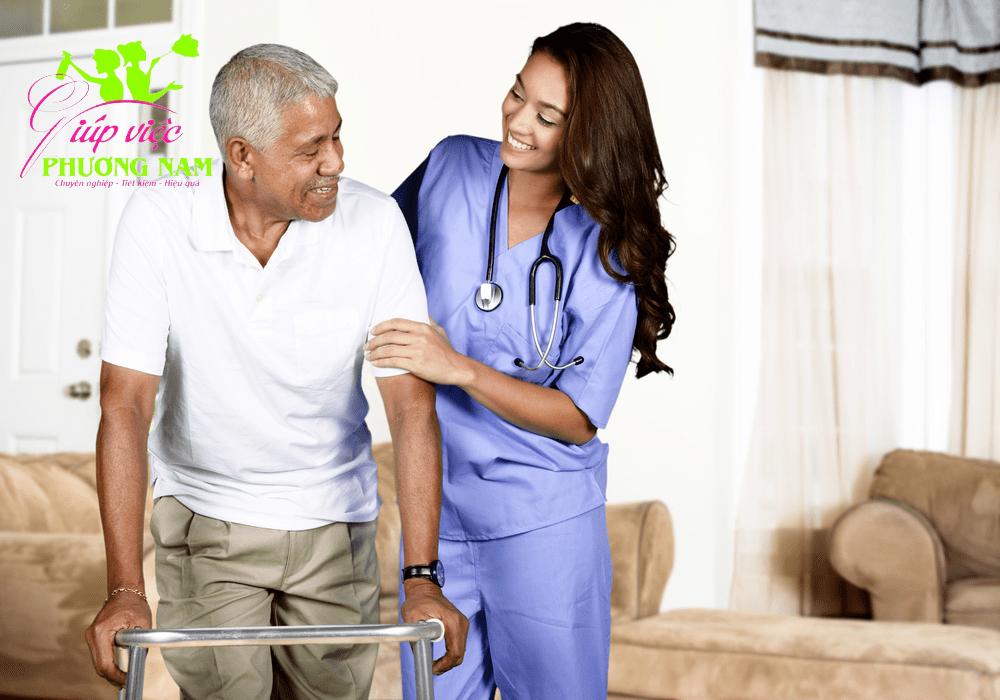 Trung tâm chăm sóc sức khỏe người cao tuổi chuyên nghiệp