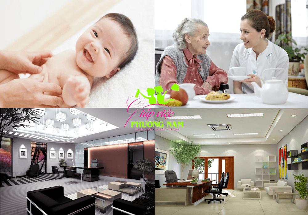 Công ty cung cấp người nuôi bệnh, chăm bé tại Ứng Hòa chuyên nghiệp