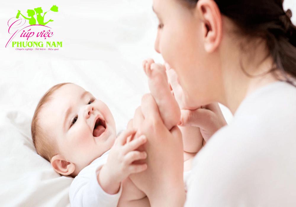 Dịch vụ trông giữ trẻ sơ sinh tại Ba Vì uy tín