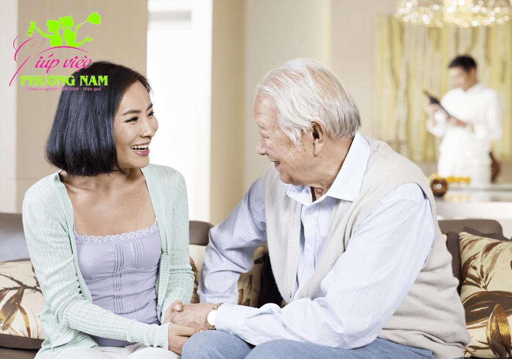 Dịch vụ nuôi bệnh, chăm sóc ông bà cao tuổi tại Ba Vì chuyên nghiệp