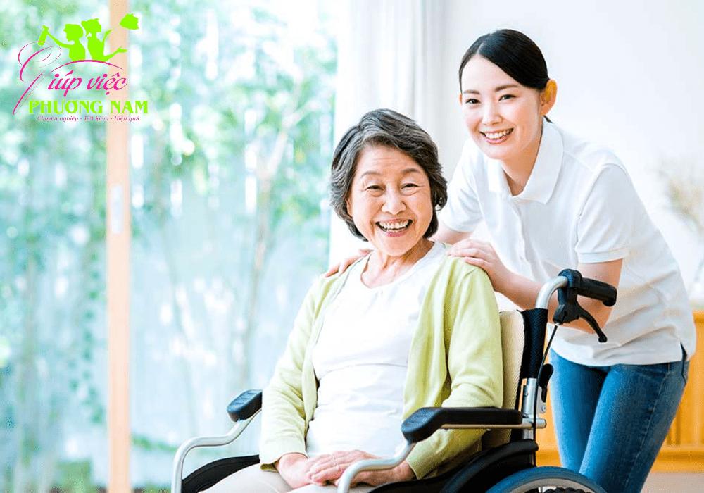 Dịch vụ chăm người già, nuôi bệnh tại Bắc Từ Liêm chuyên nghiệp